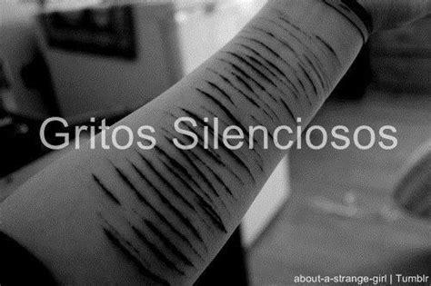 imagenes suicidas de cortadas mundo cerrado heridas abiertas una suicida