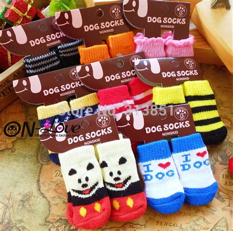 cute dog products pet products supplies dog socks dog boots shoes cute warm
