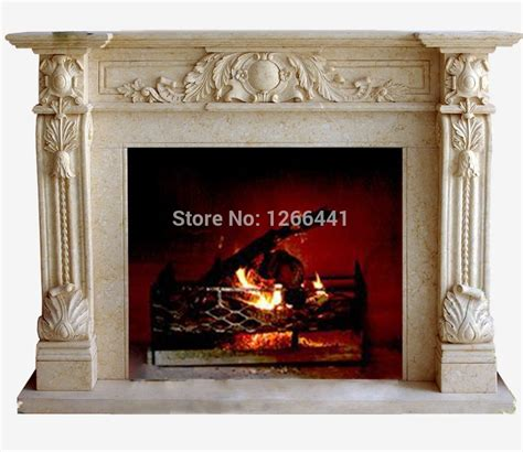 fireplace mantels cheap get cheap marble fireplace mantel aliexpress