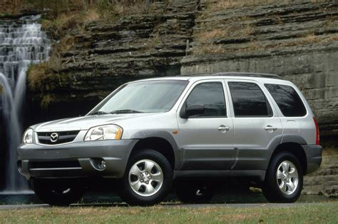 mazda tribute 2002 mazda tribute reviews and rating motor trend