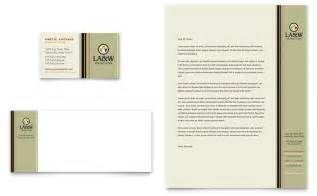 lawyer amp law firm business card amp letterhead template design