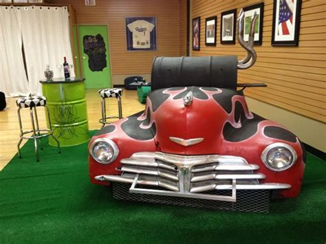 1948 chevy fleetmaster charcoal grill car themed stuff pinterest men cave car furniture