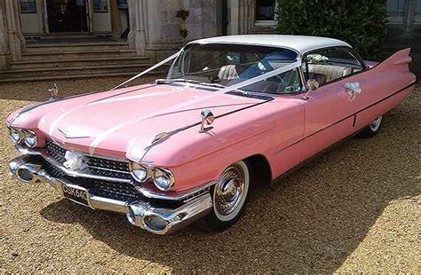 pink cadillac for sale uk 1959 pink cadillac coupe de ville american wedding cars