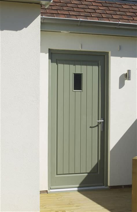 Small External Door Wooden Entrance Doors New Timber Doors Dale Windows