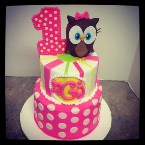 Owl Decorations For Birthday by Best 25 Owl Birthday Cakes Ideas On Owl Cakes
