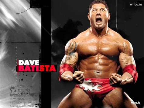 dave batista shirtless angry face hd wwe superstars wallpaper