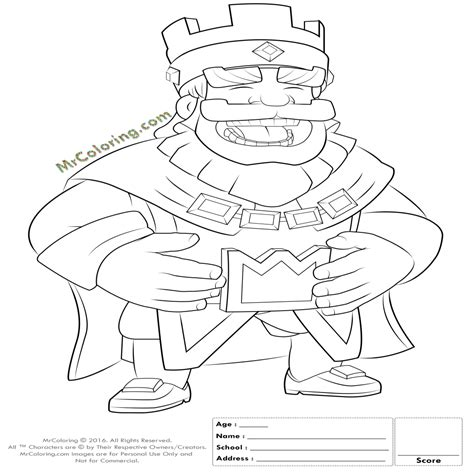barbarian king coloring pages graveyard pages clash royal es coloring pages