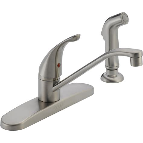lowe kitchen faucets lowe s home improvement bar faucets