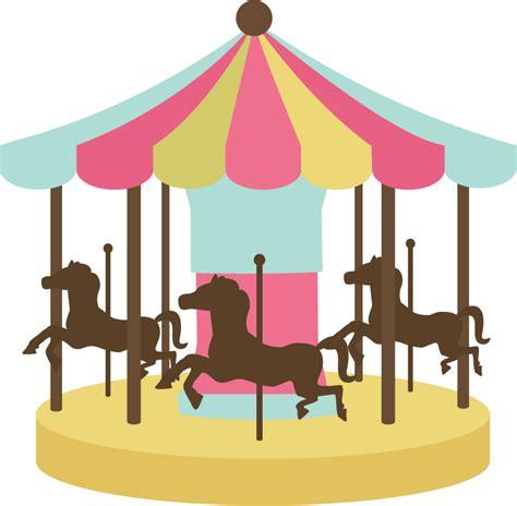 Carousel Clip carousel svg cutting file clipart panda free clipart
