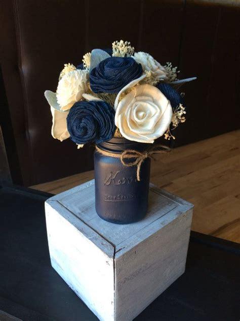 navy blue wedding centerpieces 17 best ideas about navy wedding centerpieces on