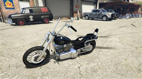 Harley Of Anarchy daemon s of anarchy soa harley davidson gta5 mods