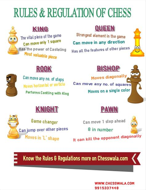 Rules and regulations of chess sports pinterest chess chess sets and craft
