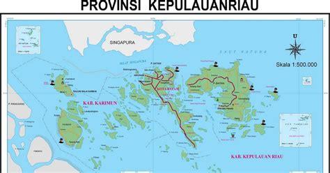 Atlas Tematik Provinsi Papua peta kota peta provinsi kepulauan riau