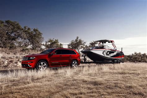 jeep boat 2014 jeep grand cherokee srt photos and details autotribute
