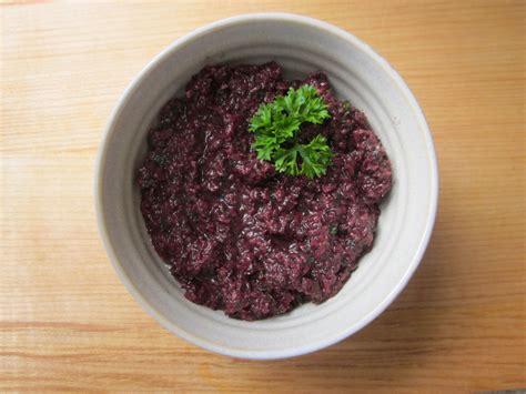 black olive tapenade recipe dishmaps