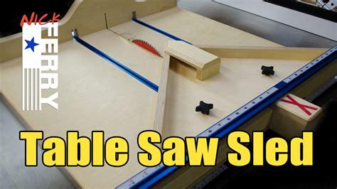 Table Saw Box Making Bert Jay