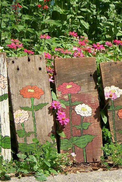 Holz Deko Im Garten by Garten Deko Zum Basteln 40 Sch 246 Ne Bilder
