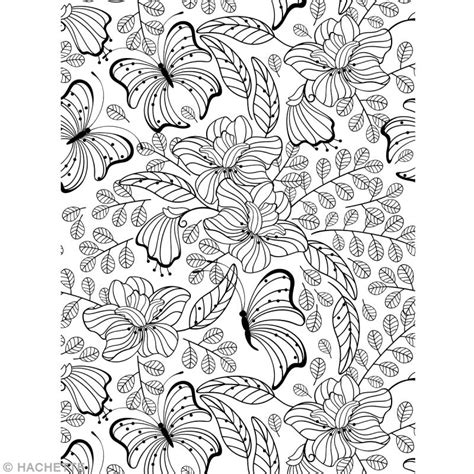Livre Coloriage Adulte Anti Stress A4 100 Coloriages