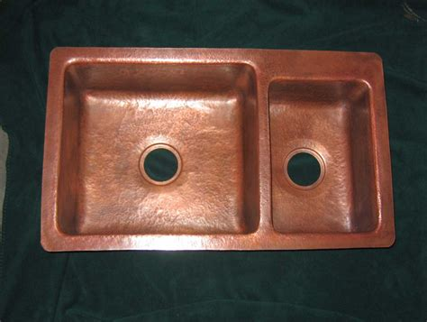 mountain rustic farm front copper kitchen sink mountain copper mountain rustic handmade copper kitchen sink