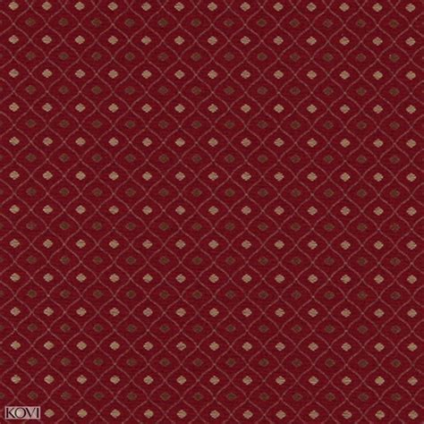 diamond pattern in fabric crimson beige and burgundy small geometric diamond pattern