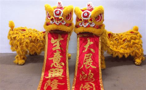 40 places you can view lion and dragon dance performances