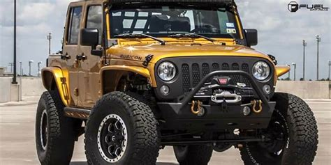 Savage Jeep Jeep Rubicon Savage D565 Gallery Fuel Road Wheels