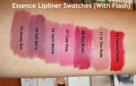 Lip Liner Essence review your most recent purchase makeupaddiction