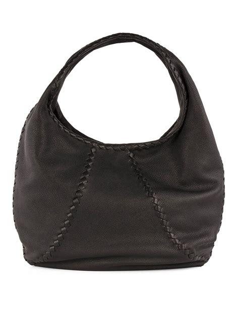 Botega Venetta Bag leather shoulder bag by bottega veneta shoulder bags ikrix