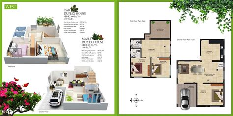 200 sq yard home design duplex house plans in 200 sqyards east facing home design