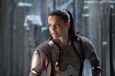 jaimie alexander confirms thor 3 and that s she s super lowell could jaimie alexander be wonder woman