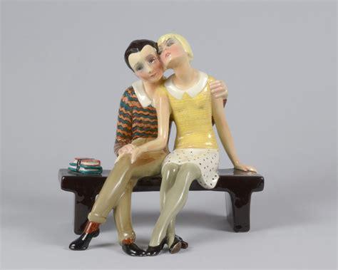 sandro vacchetti le storiche figurine in ceramica della manifattura lenci