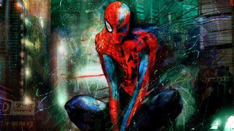wallpaper laptop spiderman spider man 2099 wallpapers wallpaper cave