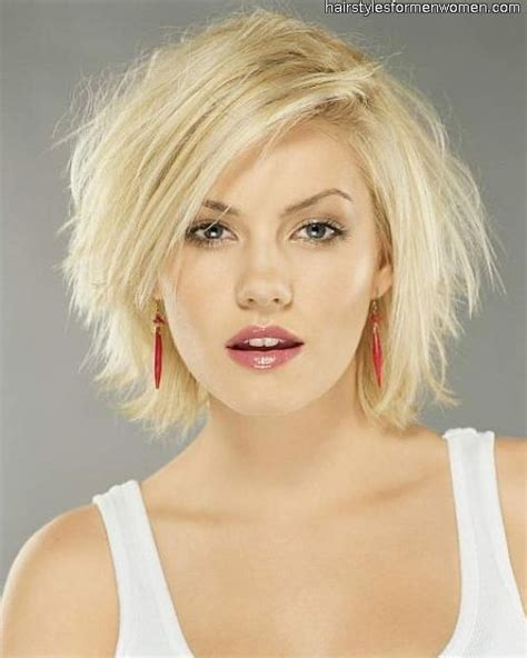 with oblong faces and thin hair short hairstyles for fine hair oval face previous next