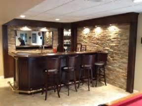 turn your basement into a bar 20 inspiring designs that