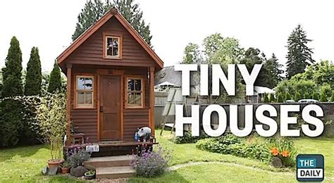 tiny house movement top 5 reasons for a tiny house instead of a cer