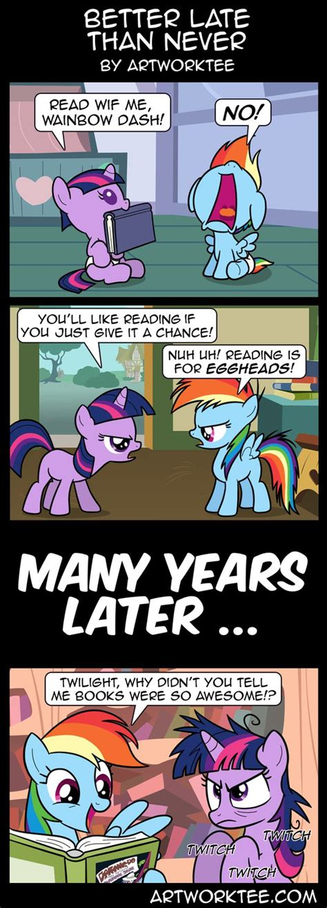 late is better than never daily pony better late than never by blamethe1st on