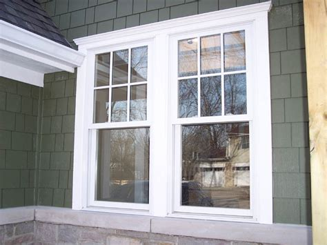 Bow Windows Pictures double hung window photo gallery classic windows inc