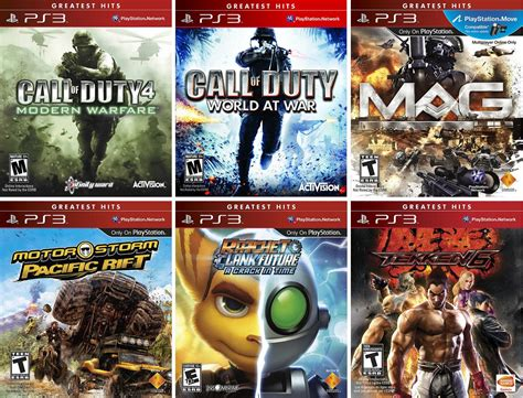 Playstation 3 Hits by Ps3 Gets Six More Greatest Hits Modnation Racers Has Its