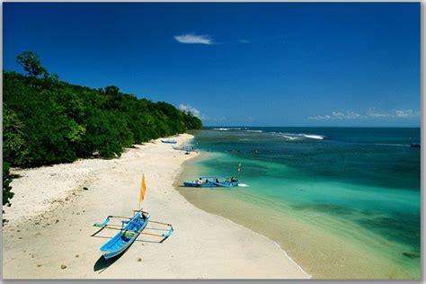 objek wisata pantai  jawa barat detikpasticom