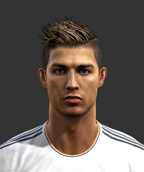C Ronaldo c ronaldo by kimregi hair by ilhan pes patch
