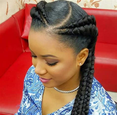 Cornrow Hairstyles For In 2017 by Trendy Braids Cornrows Styles You Should Try In 2017