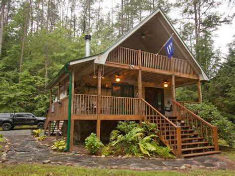 Mist Cabin by River Mist Log Cabin Waterfront Hottub Tubing Fishing