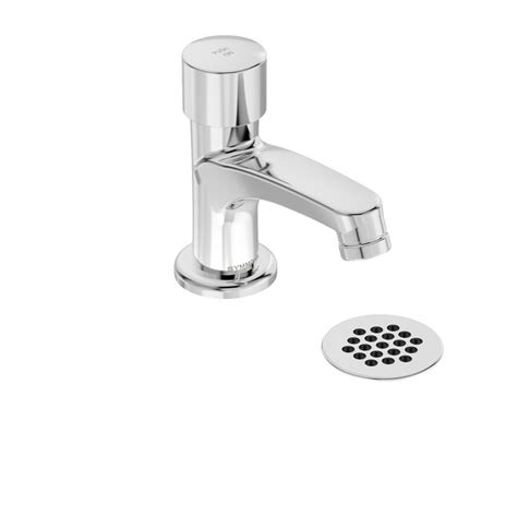 symmons bathroom faucets symmons metering lavatory faucet
