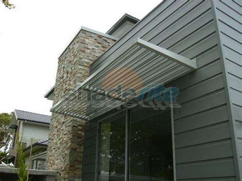 aluminium louvre awnings aluminium louvres awnings and canopies sydney north