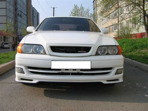 Toyota Chasser 1999 Toyota Chaser Pictures 2500cc Gasoline Automatic