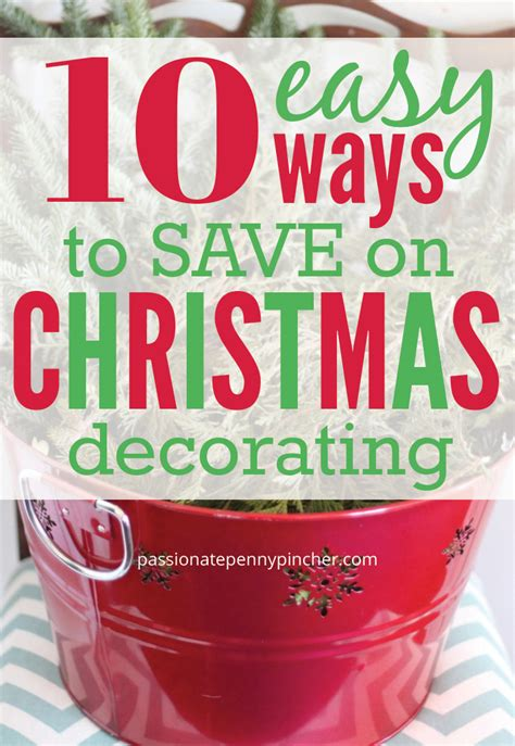 Ways To Save Your Pennies by Decorating 2015 Photograph 10 Easy Ways To Save