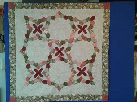 pattern for english paper piecing sew what quilt shop 187 2012 187 august