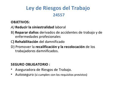 ley de riesgos de trabajo n 24557 monografiascom 1773671471 iml 2014 1 2