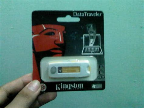 Dijamin Flash Disk Kingston 4 Gb Kw flashdisk flasdisk kingston 4giga dijamin 100 ori murah