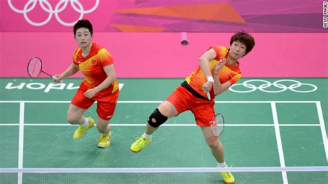 olympics play badminton disqualifications players allegedly tempted by
